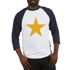 Gold Star Baseball Jersey