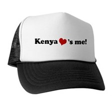 Kenya loves me Trucker Hat