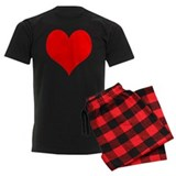 Red Heart Pajamas
