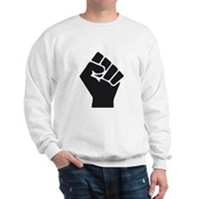 Occupy Fist Sweatshirt