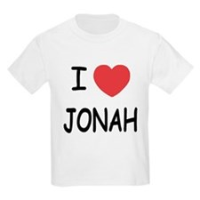 I heart jonah T-Shirt
