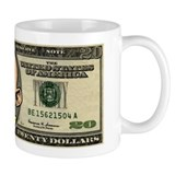 Yellow Bucks Small Mug