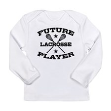 Future Lacrosse Player Long Sleeve Infant T-Shirt