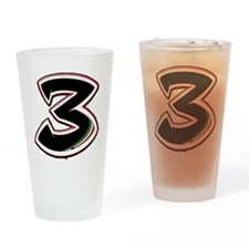 MB3 Drinking Glass