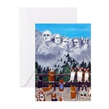 Mt. Corgimore Greeting Cards (Pk of 10)