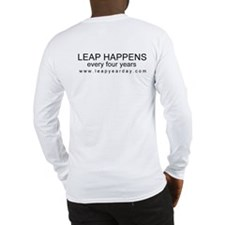 LEAP HAPPENS Long Sleeve T-Shirt