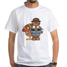 Thanksgiving Bear Shirt