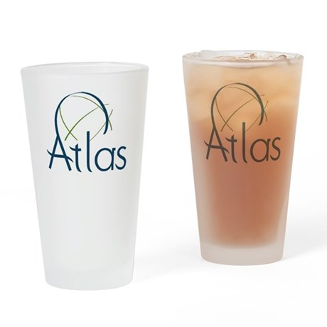 ATLAS Leadership Drinking Glass