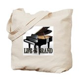 LIFE IS GRAND Tote Bag