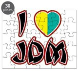 I Heart JDM (Wakaba) Puzzle