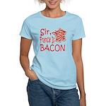Sir France Is Bacon Women's Light T-Shirt