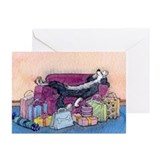 Xmas shopping Greeting Cards (Pk of 10)