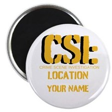 Customizable CSI Magnet