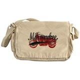 Milwaukee Motorcycles Messenger Bag