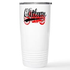 Outlaw Ceramic Travel Mug