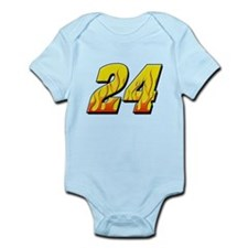 JG24flame Infant Bodysuit