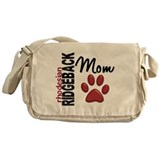 Rhodesian Ridgeback Mom 2 Messenger Bag