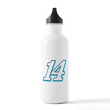 TS14blue Water Bottle