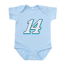 TS14blue Infant Bodysuit