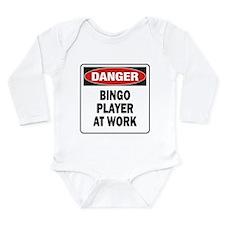 Bingo Long Sleeve Infant Bodysuit