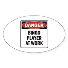 Bingo Decal