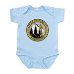 Ohio Cleveland LDS Mission An Infant Bodysuit