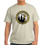 Ohio Cleveland LDS Mission An Light T-Shirt