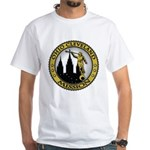 Ohio Cleveland LDS Mission An White T-Shirt