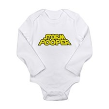 Unique Starwars Long Sleeve Infant Bodysuit