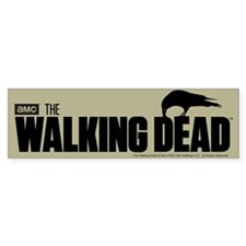 The Walking Dead Survival Bumper Sticker