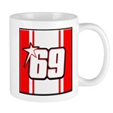 NH69stripe Small Mug