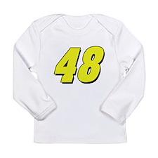 JJ48 Long Sleeve Infant T-Shirt