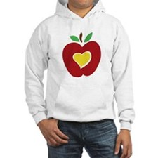 Teacher's Apple Hoodie