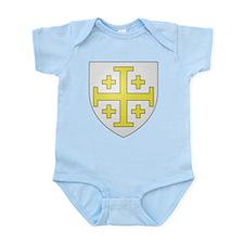 Kingdom of Jerusalem Infant Bodysuit