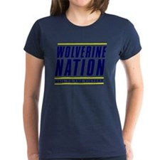 Wolverine Nations / Hail / Women's T