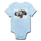 Retro Dune Buggy Infant Bodysuit