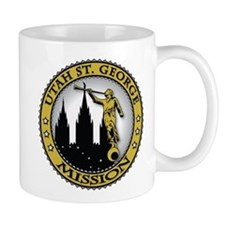 Utah St. George LDS Mission A Mug