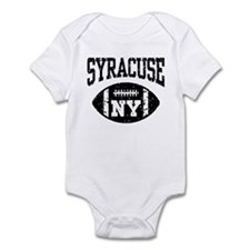 Syracuse NY Football Infant Bodysuit