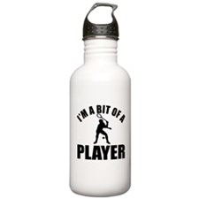 I'm a bit of a player squash Water Bottle