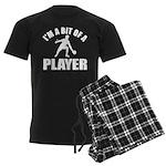 I'm a bit of a player table tennis Men's Dark Paja