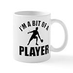 I'm a bit of a player table tennis Mug
