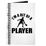 I'm a bit of a player table tennis Journal