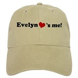 Evelyn loves me Baseball Cap
