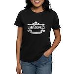 Jaime Bad Organic Men's Fitted T-Shirt (dark)