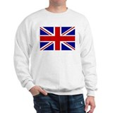 Union Jack British Flag |  Sweatshirt