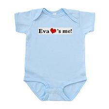 Eva loves me Infant Creeper