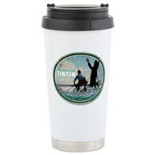 Adventures of Tintin Stainless Steel Travel Mug