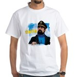 Captain Haddock White T-Shirt
