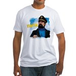 Captain Haddock Fitted T-Shirt