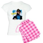 Captain Haddock Women's Light Pajamas